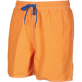 arena Fundamentals Solid Boxer Men tangerine-royal